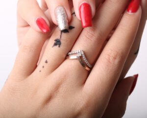 OR0059R-טבעת כתר נסיכה